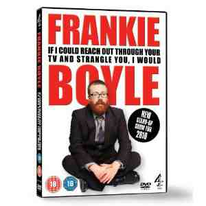 Frankie Boyle Live Through Strangle