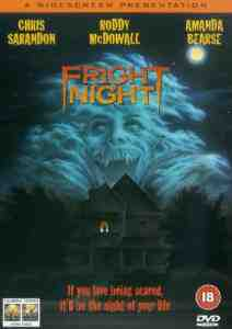 Fright Night DVD Chris Sarandon