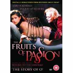 Fruits Passion DVD Isabelle Illiers