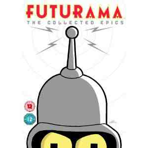 Futurama Specials DVD Billy West