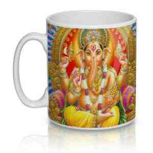 Ganesh Ganesha  Tea Coffee Gift
