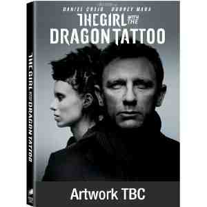 Girl Dragon Tattoo DVD