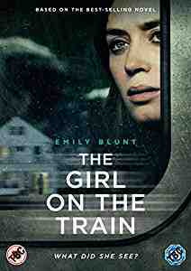 Girl Train DVD Emily Blunt