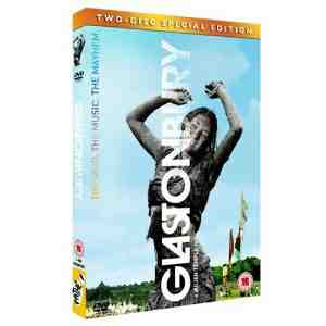 Glastonbury Disc DVD Julien Temple