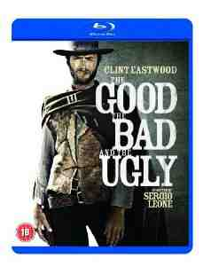 Good Bad Ugly Remastered Blu ray