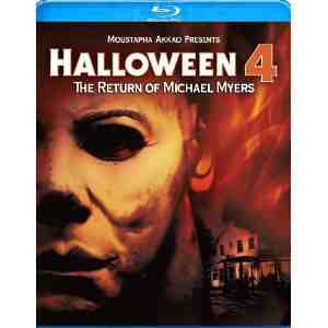 Halloween 4 Blu ray Donald Pleasence