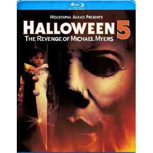 Halloween 5 Blu ray Donald Pleasence