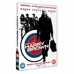 Harry Brown DVD Michael Caine