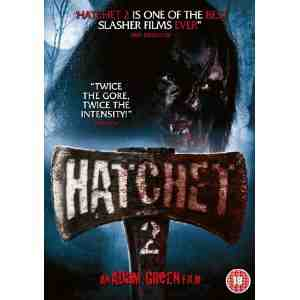 Hatchet 2 DVD Danielle Harris