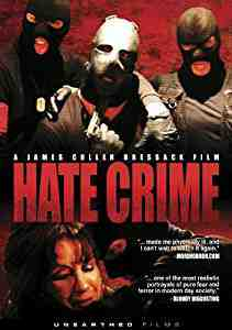 Hate Crime DVD