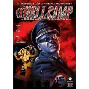 Hell Camp DVD Region NTSC