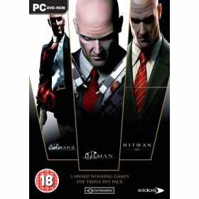 Hitman Triple Pack PC games