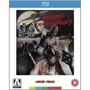 House Cemetery Arrow Limited Blu ray