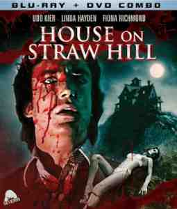 House Straw Hill Blu ray Combo