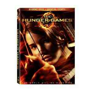 Hunger Games 2 Disc Digital Copy