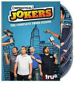 IMPRACTICAL JOKERS COMPLETE THIRD SEASON