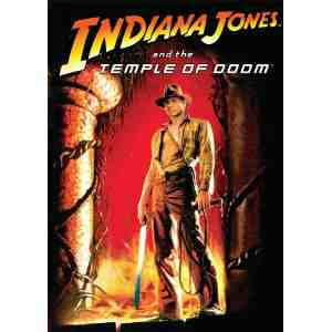 Indiana Jones Temple Doom Region