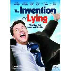 Invention Lying DVD Ricky Gervais