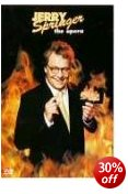 Jerry Springer: The opera DVD cover