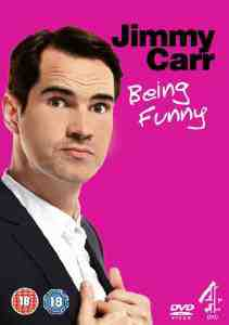 Jimmy Carr Being Funny DVD