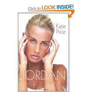 Jordan Pushed Limit Katie Price