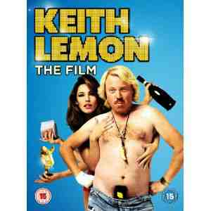 Keith Lemon The Film DVD