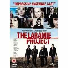 The Laramie Project DVD