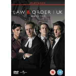 Law Order UK 2 DVD