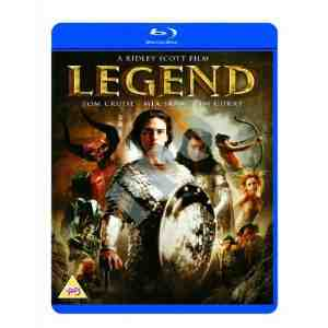 Legend Blu ray Tom Cruise