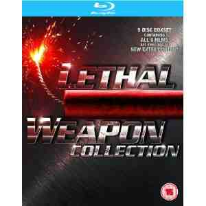 Lethal Weapon Blu ray Region Free