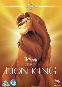 Lion King DVD Roger Allers