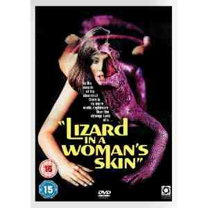 Lizard Womans Skin DVD