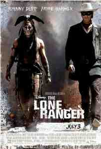 Lone Ranger Blu ray Digital Copy