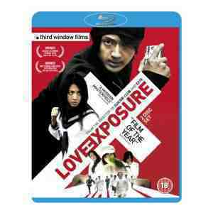 Love Exposure Bluray