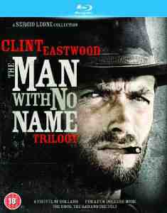 Man No Name Trilogy Blu ray