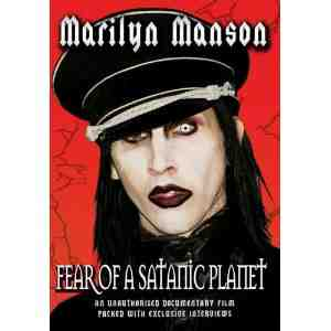 Marilyn Manson Fear Satanic Planet