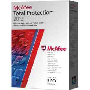 McAfee Total Protection month Subscription
