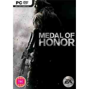 Medal of Honor PC DVD