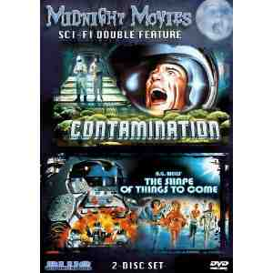 Midnight Movies Vol Feature Contamination