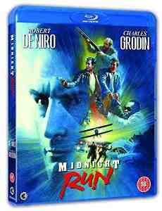 Midnight Run Blu ray Robert Niro