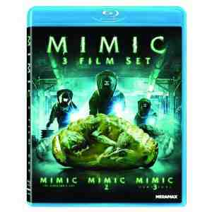 Mimic Film Set Blu ray