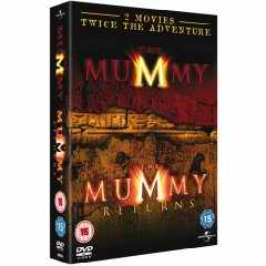 The Mummy and The Mummy Returns boxset
