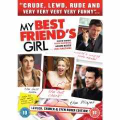 My Best Friend's Girl DVD