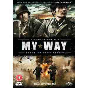 My Way DVD Jang Dong Gun
