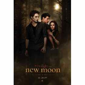 New Moon Theatrical Release