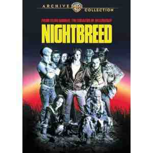 Nightbreed DVD Region US NTSC