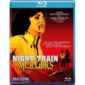 Night Train Murders Blu ray US
