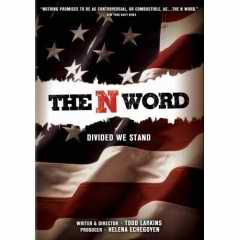 The N Word DVD cover