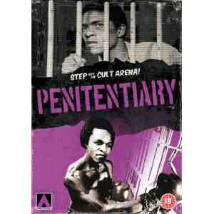 Penitentiary DVD Leon Isaac Kennedy