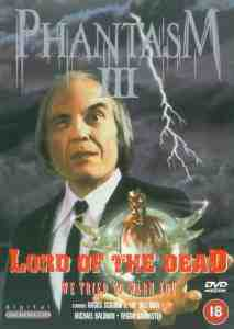 Phantasm 3 Lord Dead DVD